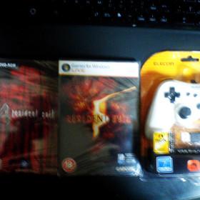 Resident Evil 4 (輸入版)&Resident Evil 5 (輸入版 UK)